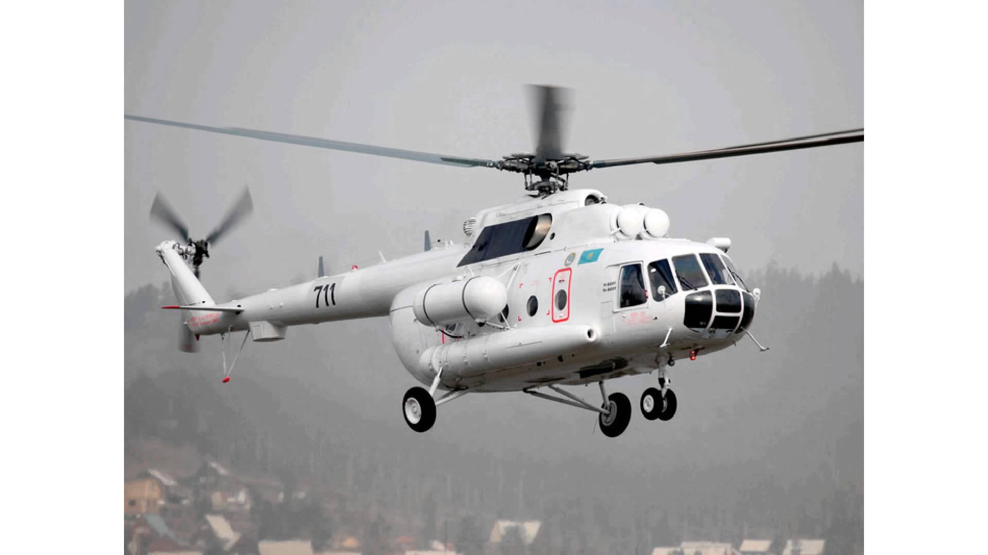 Вертоліт з5-ма пасажирами наборту зник вКазахстані