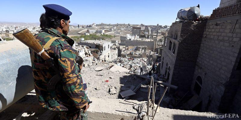 Урезультаті вибуху біля президентського палацу в Ємені загинуло вісім людей