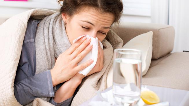 МОЗ: вУкраїні від грипу померла 171 людина