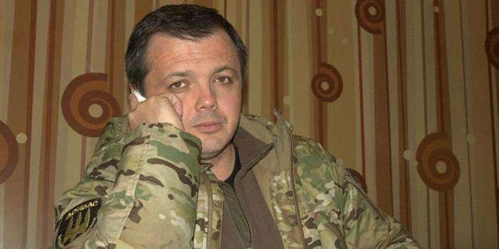 Нацгвардія позбавила Семенченка звання офіцера