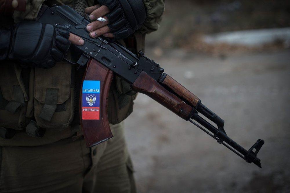 ВЛуганській обл. затриманий бойовик «ЛНР»,— СБУ