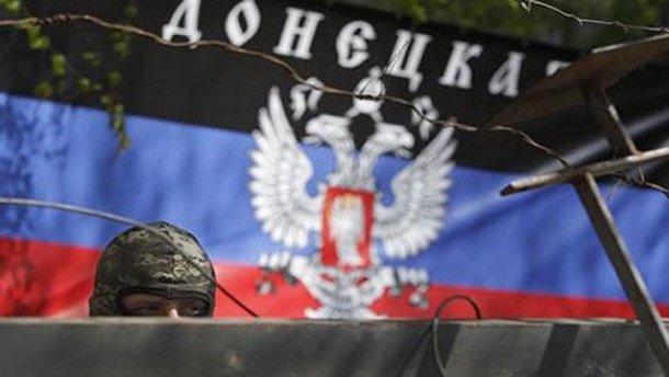 УКраматорську затримано бойовика, який воював під Мар'їнкою