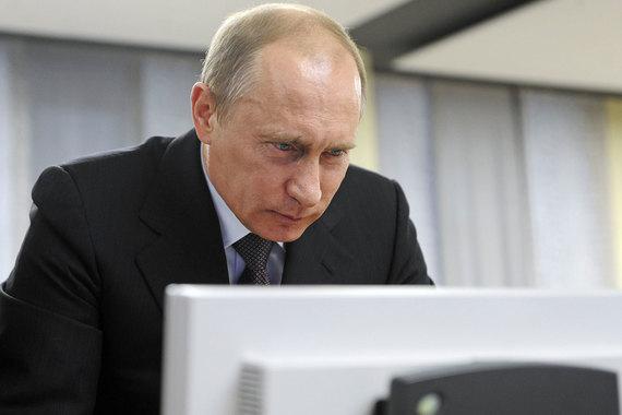 Путін підтримав введення «податку наGoogle»