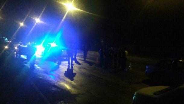 УЛьвові невідомий збив дітей тазник з місця ДТП