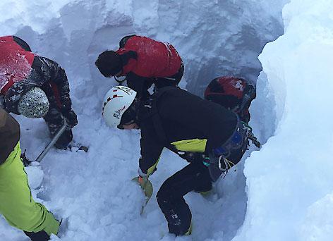 ВАвстрії зійшла снігова лавина: загинули п'ять чеських лижників