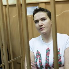Промова Савченко в суді: «Треба було Сенцова і Кольченко міняти на ГРУшників. Я не предмет торгу!»
