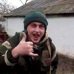 Бойовики похвалилися, як вони руйнують будинки мирних мешканців Донеччини (ВІДЕО)