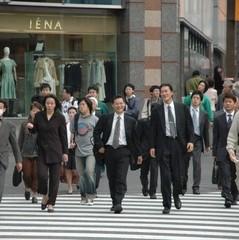 В Японії все частіше вмирають через перевтому на роботі