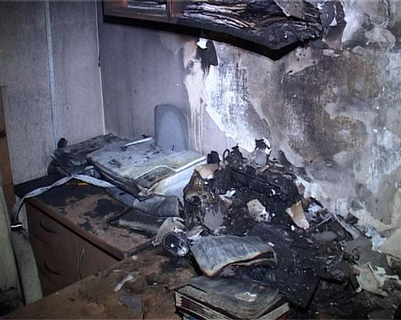 Судді усправі російських ГРУшників, кабінет якого спалили, надали охорону,— Матіос