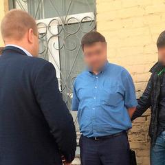 Керівник поліції намагався дати хабар в Управлінні кадрового забезпечення поліції