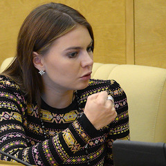 Компанія Кабаєвої контролюватиме СNN у Росії
