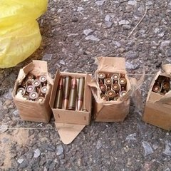 На Луганщині знайшли схрон мертвого бойовика банди «Призрак» (ФОТО)