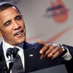 Барак Обама станцював з імперськими штурмовиками (ВІДЕО)