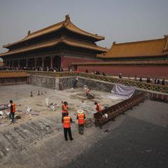 У «Забороненому місті» в Пекіні випадково виявили артефакти XIV століття