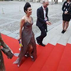 Джамала відвідала офіційне відкриття «Євробачення» (фото)
