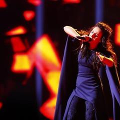 Джамала отримала свою першу нагороду на «Євробаченні-2016»