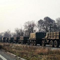 Усі вихідні вночі йшла російська військова техніка бойовикам на Луганщину, - правозахисник