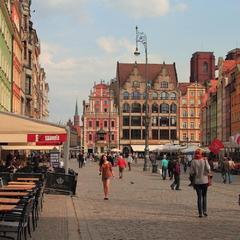 У польському Вроцлаві стався вибух