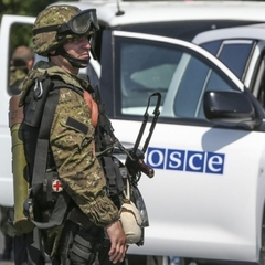 У Кремлі погодилися із необхідністю розміщення поліцейської місії ОБСЄ на Донбасі