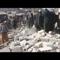 Росія завдала потужного удару по Сирії, загинули діти