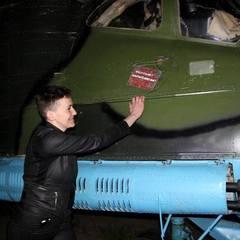 Надія Савченко несподівано прибула в район проведення АТО (фото)