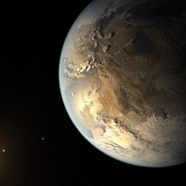 На планеті Kepler-62F знайшли життя