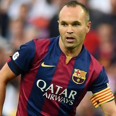 Кращим гравцем матчу Іспанія - Чехія визнаний Іньєста