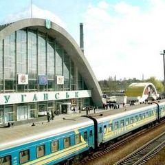 У «ЛНР» згорів єдиний пасажирський потяг