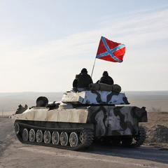 Вперше за два роки бойовики перейшли Сіверський Донець та готують техніку до переправи