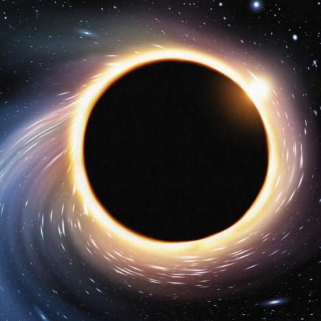Чорні діри - шлях у інші світи, - Хокінг