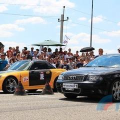 У «ЛНР» похвалилися, що влаштували «Великі гонки» більші за масштабом, ніж у «ДНР» (відео)