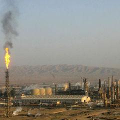 У Сирії нафтовий завод потрапив під авіаудар