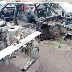 На Київщині діяла підпільна «майстерня» по розборці викрадених автівок (фото)