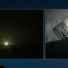Як приземлялась ракета  Falcon (відео)