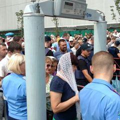 Інформація про те, що вчора під час Хресної ходи було 100 тис людей - фейк! - Шкіряк