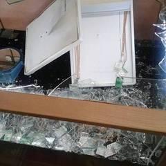 На Дарниці озброєні злочинці розтрощили вітрини ювелірної крамниці та вкрали прикраси