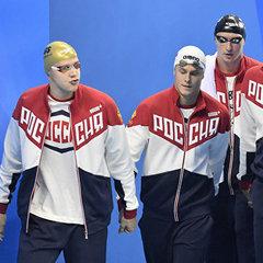 Російських плавців освистали перед початком естафети на Олімпіаді