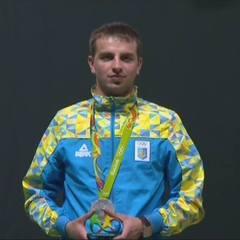 Україна здобула першу медаль на Олімпіаді