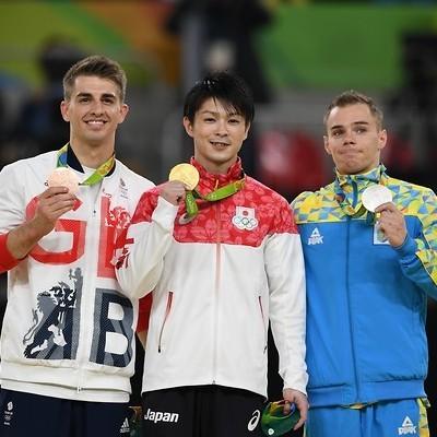 Спортивний гімнаст Олег Верняєв виборов срібло