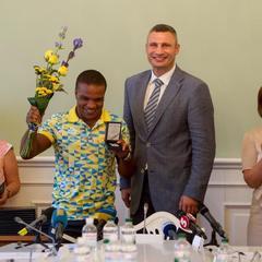 Олімпійці-кияни отримають квартири, земельні ділянки і грошові відзнаки - Кличко