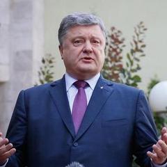Порошенко повідомив, від кого залежить тиша на Донбасі