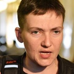 Савченко разповіла, на яких журналистів їй плювати (відео)