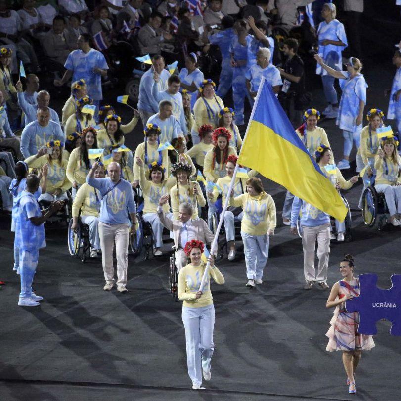 На Іграх у Ріо українські паралімпійці встановили 109 рекордів