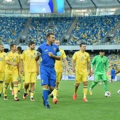Оголошено склад збірної України на жовтневі матчі відбору ЧС-2018