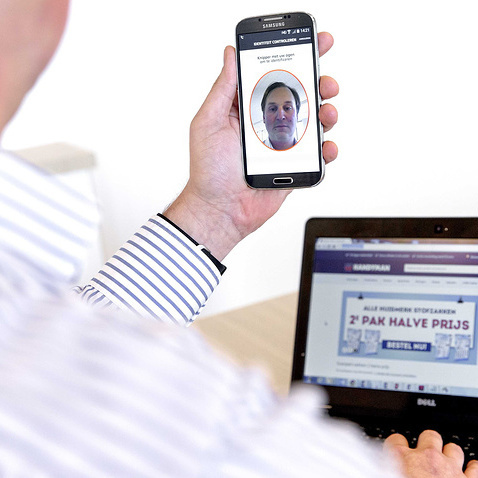 MasterCard запустив систему підтвердження платежів за допомогою селфі