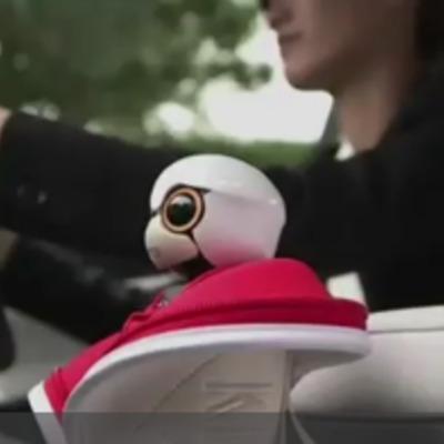 Toyota продаватиме роботів-друзів (відео)