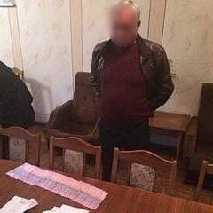 У Кропивницькому голова сільради  забажав 300 тис. гривень хабара
