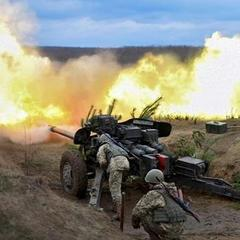 Російсько-окупаційні сили продовжують обстріли позицій ЗСУ