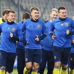Збірна України по футболу впевнено переграла збірну Косово