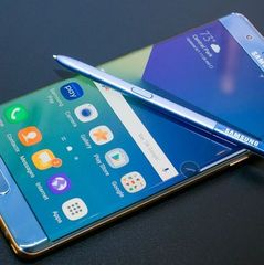 Samsung прийняла рішення щодо Galaxy Note 7